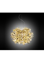 Fiorella sosp mini gold Slamp